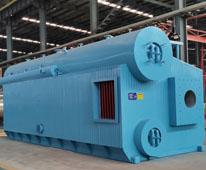 新型SZS系列燃气蒸汽bwin网页登录