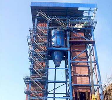 150吨流化床电站锅炉