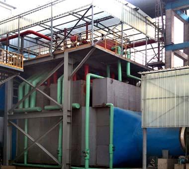 三废混燃余热锅炉和吹风气余热锅炉
