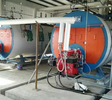 6吨燃油燃气锅炉
