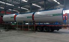 江西3台6吨燃气锅炉