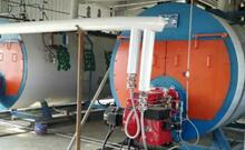 哈萨克斯坦2台燃气锅炉
