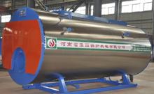 武汉6吨燃油燃气锅炉