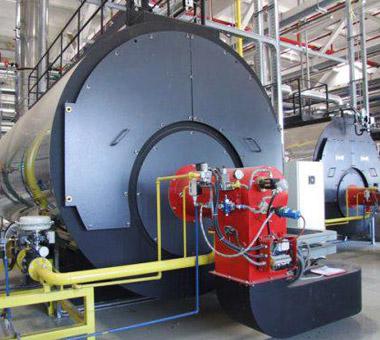 10吨燃油燃气锅炉
