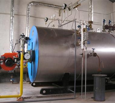 8吨燃油燃气锅炉