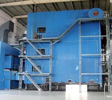 豫园锅炉15吨生物质锅炉