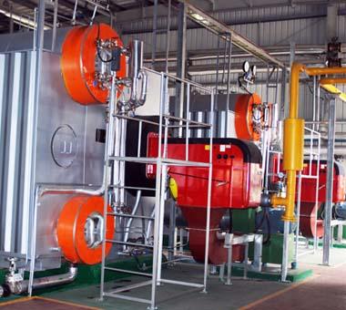 SZS系列燃油燃气锅炉