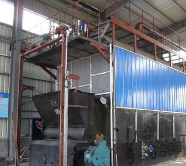 豫园锅炉1吨生物质锅炉