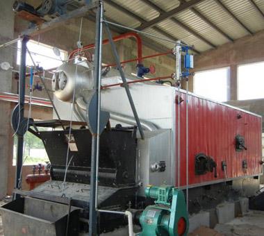 豫园锅炉2吨生物质锅炉