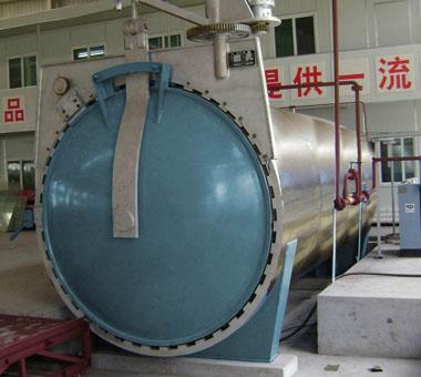 直径3米蒸压釜