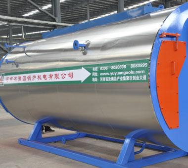 WNS系列燃油燃气锅炉