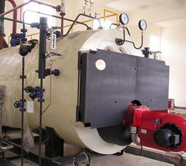 20吨燃油燃气锅炉