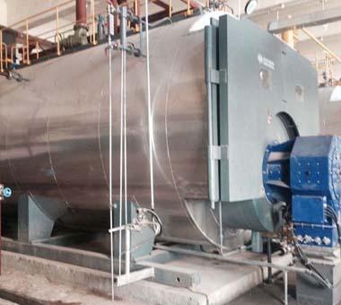 12吨燃油燃气锅炉