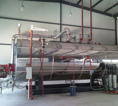 1吨、4吨、8吨燃油燃气锅炉